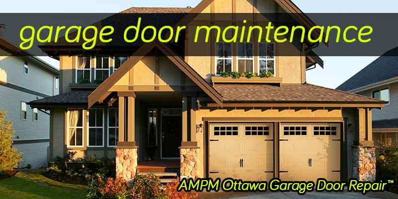 DIY | Garage door maintenance tips