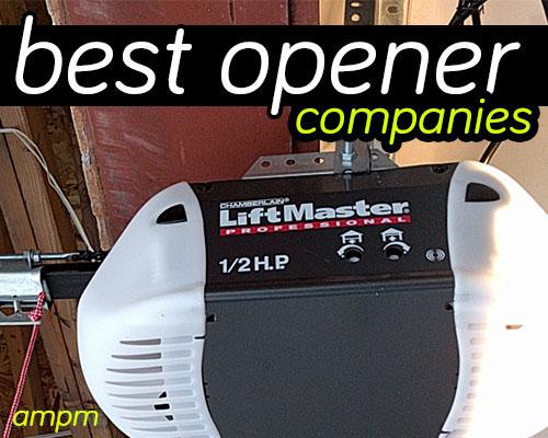A Liftmaster-Chamberlain garage doro opener