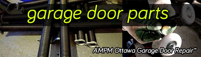 Garage Door Parts Ottawa Ontario Opener Replacement Parts