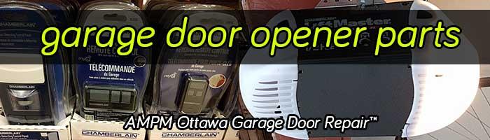 Garage door opener parts in Ottawa ON