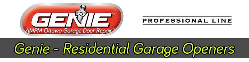 Company logo of Genie