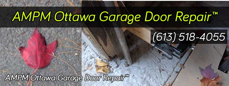 Go to our home page: AMPM Ottawa Garage Door Repair™