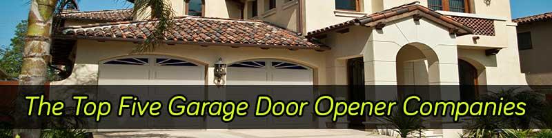 Top 5 garage door openers ampm ottawa garage door repair two single garage doors solutioingenieria Gallery