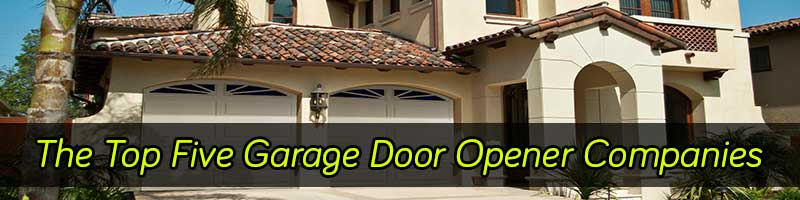 Two single garage doors